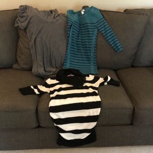 Maternity Sweaters Size Medium, all 3!